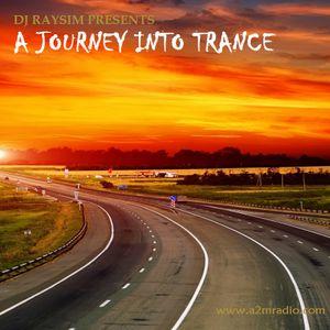 Dj RaySim Pres. A Journey Into Trance Episodes 27 (12-07-14)