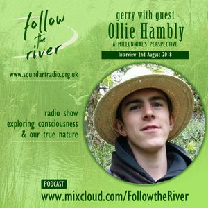 A Millennial's Perspective on Spirituality ~ interview with Ollie Hambly