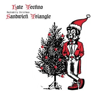 HATE TECHNO Rockabilly Christmas // 06.01.2021