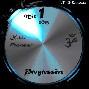 Progressive & Psytrance Mix 01