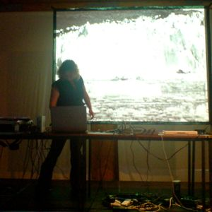 Phantom Circuit #51 (29th Oct. 2010): with a live set by Claire Marshall's Cheyenne