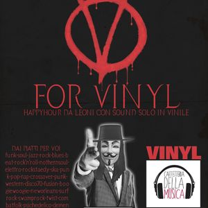 V-vinyl sessionOne djbrega@caffetteriadellaMusicaRho