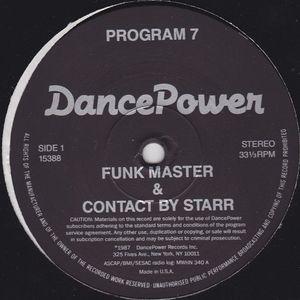 DancePower (Prog.7) - (Side A1) Funk Master