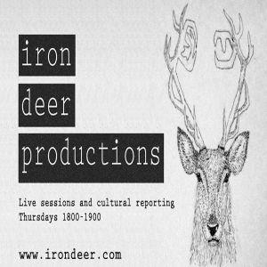 Iron Deer Radio w/Book Group (Nov 21st 2013)