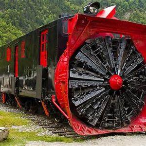 Konvndrvm - First Snow by Train (DJ Set)