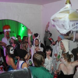 Halloween 2012 Part 1 @ The Blackwood Manor