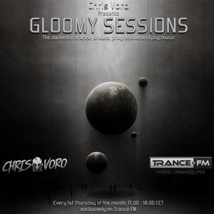 Chris Voro - Gloomy Sessions 021 (Trance.FM)