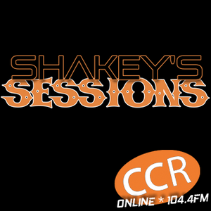 Shakey's Sessions - @CCRShakey - 03/10/17 - Chelmsford Community Radio