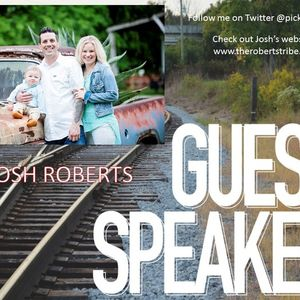 Guest Speaker Josh Roberts-Voice Recogniton