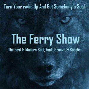 The Ferry Show 23 sep 2016 - Gwen Majors interview