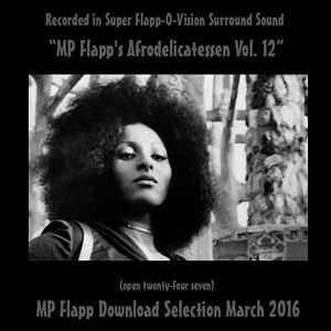 MP Flapp's Afrodelicatessen Vol. 12 (Open Twenty-Four Seven)