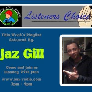 "RJ's ""Classic 80's Groove"" Show, Listeners Choice Playlist, Monday 29th June 2015 sm-radio.com"