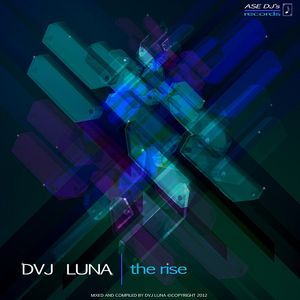 DVJ Luna - The Rise - The Complete CD