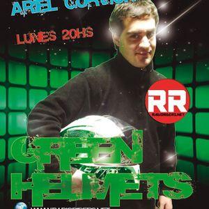 42- Green Helmets - 07-03-16
