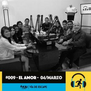 Podcast 009 . La vida sentimental en los jóvenes