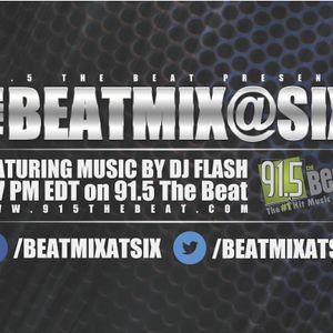 DJ Flash-Beat Mix At Six (Valentines Day Mix 2015)