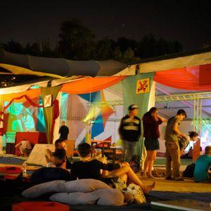 Taslinkov@Cökxpôn Ambient Tent SZIGET 2012