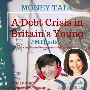 A Debt Crisis in Britain's Young