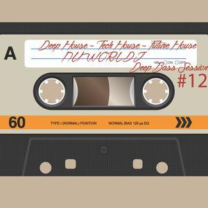 Side A - Deep Sessions #12 NUWORLDJ - EDM, Deep House, Tech House, Future House