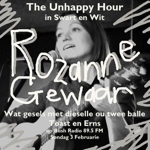 UH 3 Feb 2013 Rozanne Gewaar met Erns & Toast