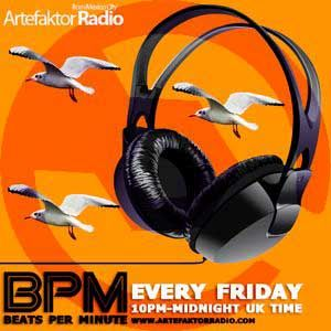 BPM (Artefaktor Radio) React Records Retrospective