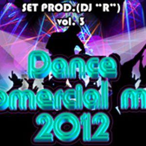 Dance Comercial Mix 2012 Vol.3 - Dj R (set prod.)