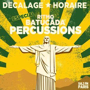 Special ritmo, batucada & percussions