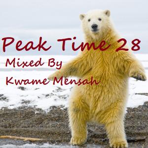 Peak Time Club Mix_28 Mixed By Kwame Mensah