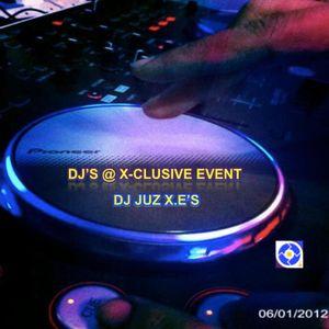 2013 October Event Dance DJ Spin @ Marina Mandarin BY DJ Juz X.E's