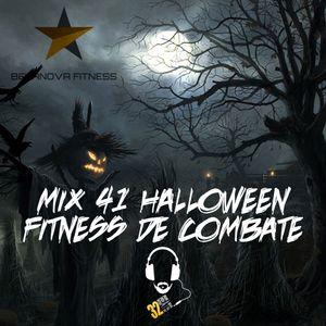 mini mix 41 HALLOWEEN FITNESS DE COMBATE