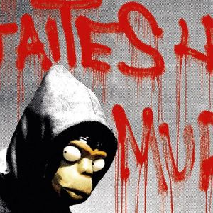 Cinénazi: Faîtes le mur de Banksy