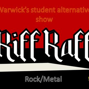Riff Raff #25 - 30/05/12