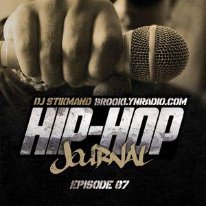 Hip Hop Journal Episode 7 w/ DJ Stikmand