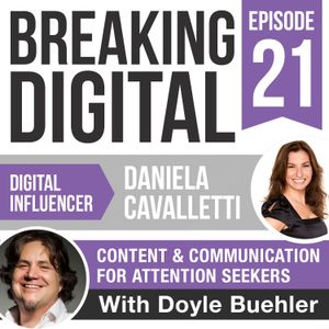 Daniela Cavalletti Creates Compelling Content and Communication For Attention Seekers