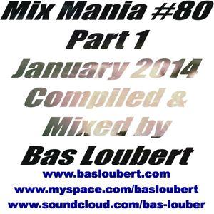 Mix Mania #80 Part 1 January 2014