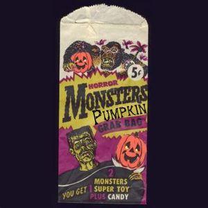 Bonus 2019 Halloween Mix from JB: Horror Monsters Pumpkin Grab Bag
