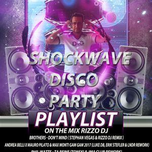 Shock wave disco party 20-07-2017 radioshow