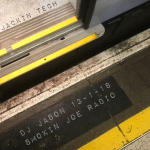 DJ jason on Smokin Joe radio 13118