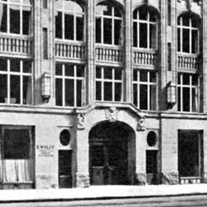Stolen Legacy - Nazi Theft and the Quest for Justice at Krausenstrasse 17-18 Berlin