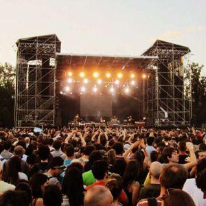 Manu Chao concerto completo Monza 2015