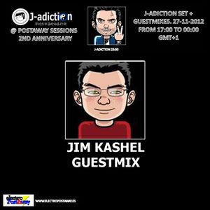 Jim Kashel's Guestmix for J-Adiction @ Postway Sessions 2nd Anniversary Radio Show (27/11/2012)