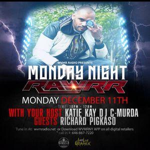 Monday Night Rawrr 12-11-17
