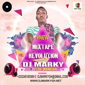 DJ_Marky_Gh_New_Mixtape_Revolution_Vol 2