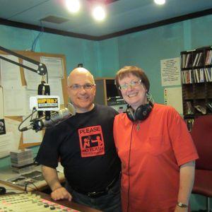"""Cheri & """"the kid"""" Radio Show 2012"""