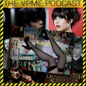 The Von Pip Musical Express Podcast Episode 3 - July 2011
