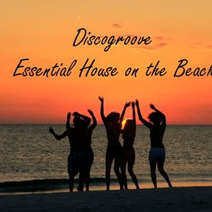 """DJ FELIX from UNDER PRESSURE presents """"DISCOGROOVE - Essential House on the Beach"""" Vol. 8"""