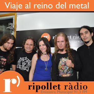Viaje Al Reino Del Metal 16/12/2016