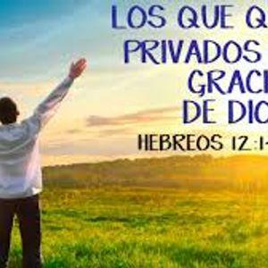 18 agosto 2017 Falto de la gracia de Dios Pastor Alex Camacho