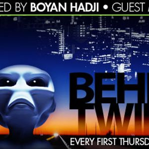 Giuseppe Visciano - Behind The Twilight #11 Guest Mix @31 August 2012