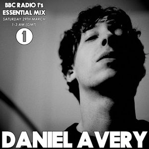 Daniel Avery - BBC Radio 1, Essential Mix (29.03.2014)